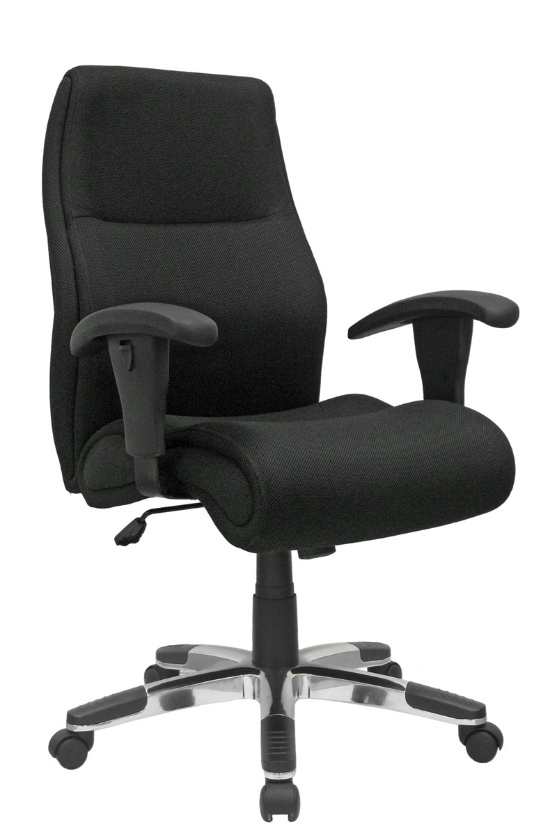 Eurotech Indy Executive Fabric High Back Chairs ME8260 and ME9260BLK