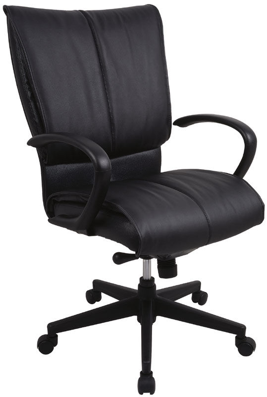 Eurotech Louisville Executive Leather Chair LE8505