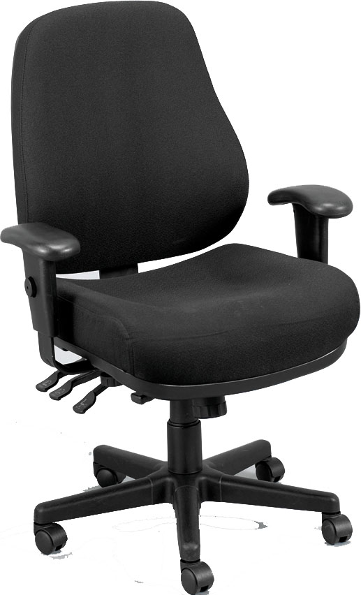 Eurotech 24/7 Ergonomic Intensive Use Chair