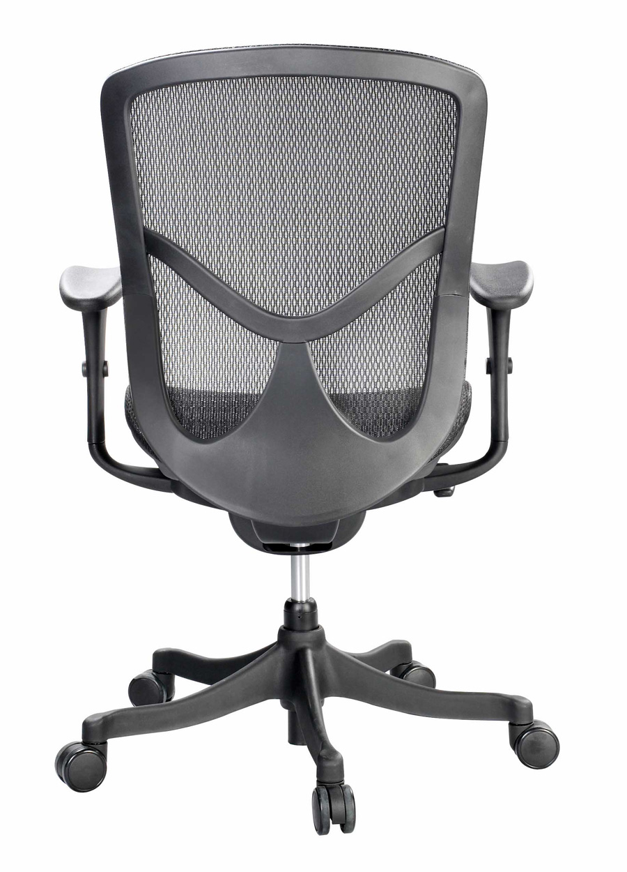 Eurotech Fuzion Mesh Back Ergonomic Chair FUZ5B-LO