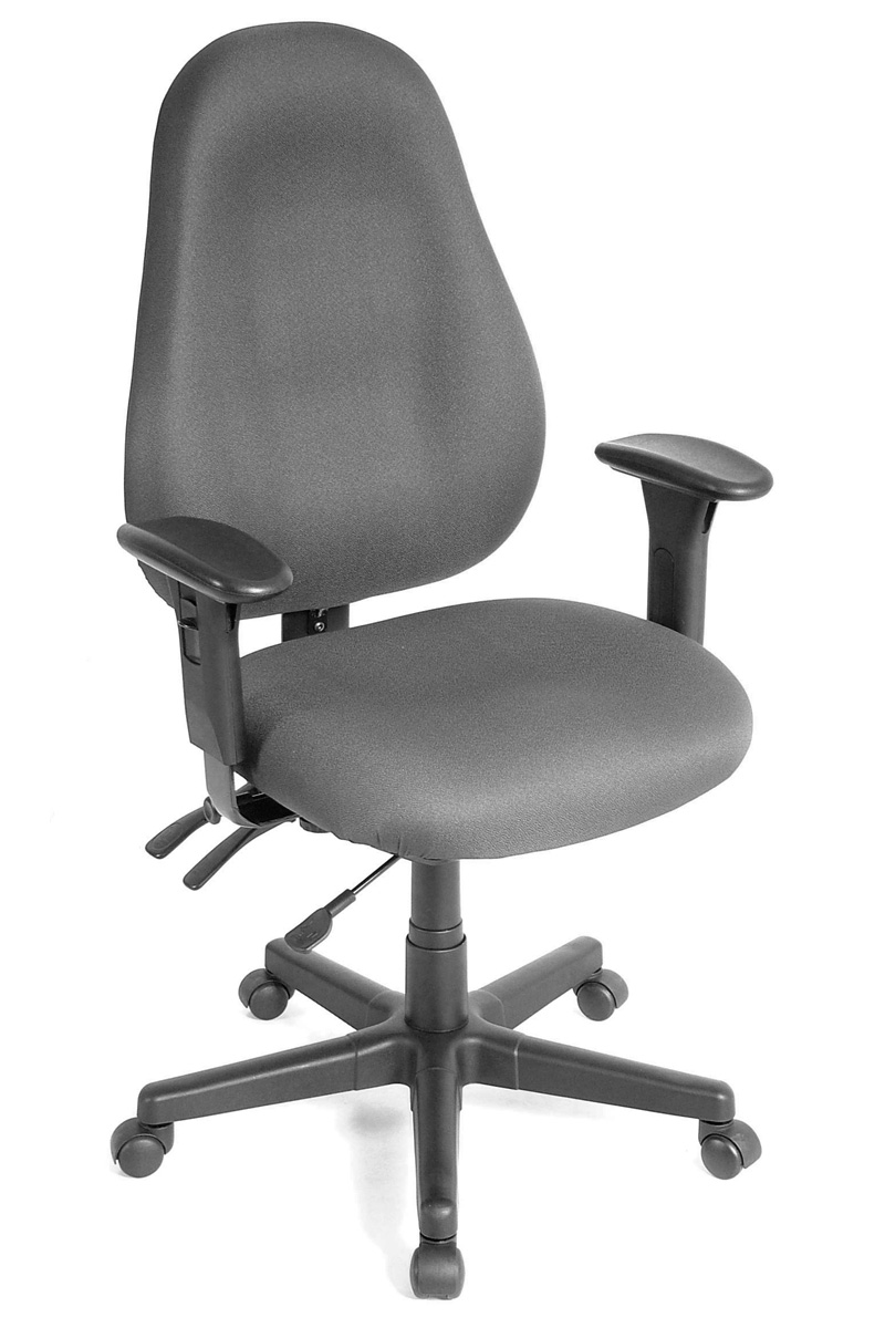 Eurotech Slider High Back Ergonomic Chair 1701