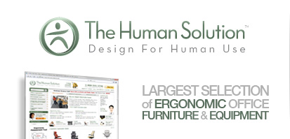 The Human Solution - Ergonomic Office Chairs and Equipment